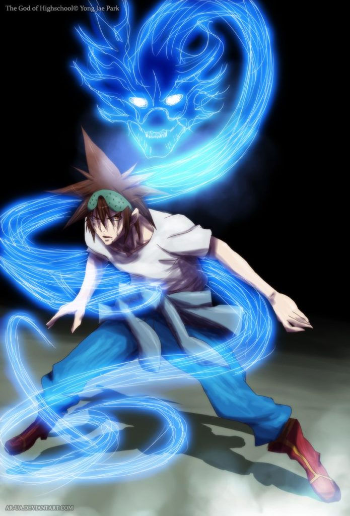Jin Mori All Martial Arts Abilities, Powers & Facts Explained The God Of High School