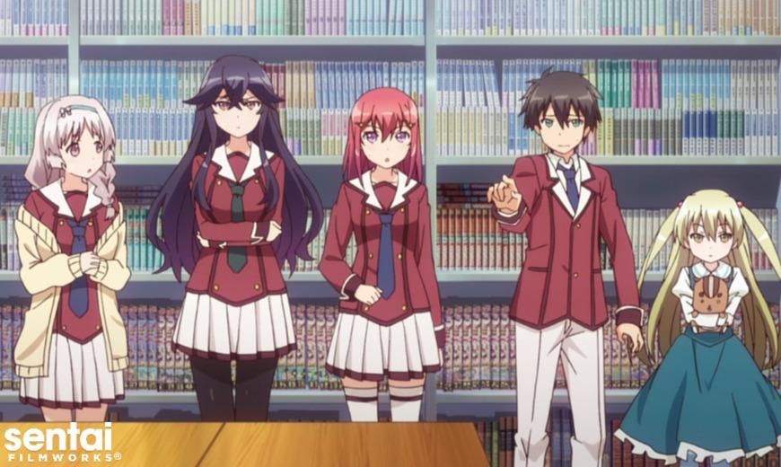 top 10 magic academy anime with OP MC