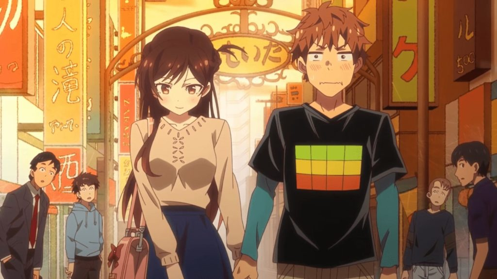 Top 10 Anime Where Popular Girl Fall In Love With A Unpopular Boy