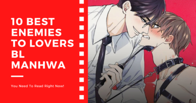 enemies to lovers bl manhwa